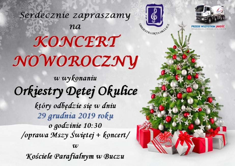 Koncert Orkiestry Okulickiej